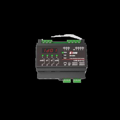 4路导轨式调光模块(可控硅)