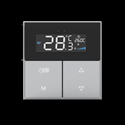 4按键智能三合一温控面板